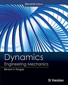Dynamics Engineering Mechanics, 2/e (IE-Paperback)-cover