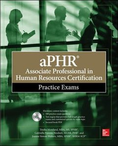 aPHR Associate Professional in Human Resources Certification Practice Exams (Certification & Career - OMG)-cover