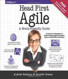 Head First Agile: A Brain-Friendly Guide to Agile and the PMI-ACP Certification-cover