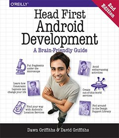 Head First Android Development: A Brain-Friendly Guide, 2/e-cover