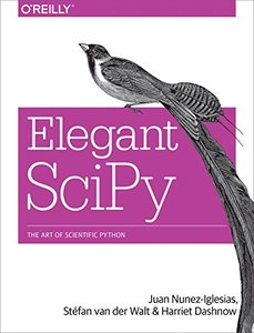 Elegant SciPy: The Art of Scientific Python-cover