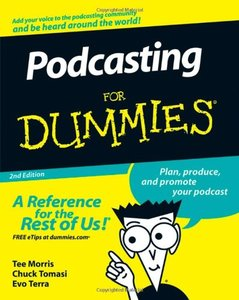 Podcasting For Dummies-cover