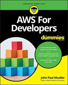 Amazon Web Services for Developers For Dummies (For Dummies (Computer/Tech))-cover