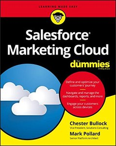 Salesforce Marketing Cloud For Dummies (For Dummies (Computers))-cover