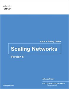 Scaling Networks v6 Labs & Study Guide (Lab Companion)-cover