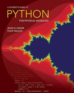 A Student?s Guide to Python for Physical Modeling-cover