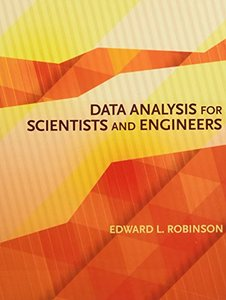 Data Analysis for Scientists and Engineers-cover