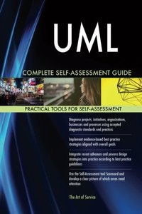UML Complete Self-Assessment Guide-cover
