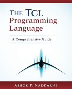 The Tcl Programming Language: A Comprehensive Guide-cover