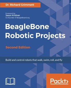 BeagleBone Robotic Projects  Second Edition-cover