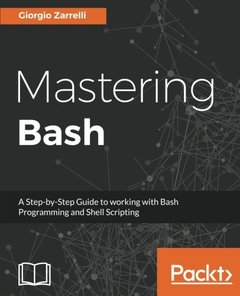 Mastering Bash-cover