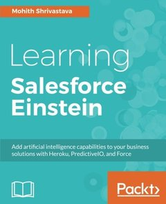 Learning Salesforce Einstein-cover