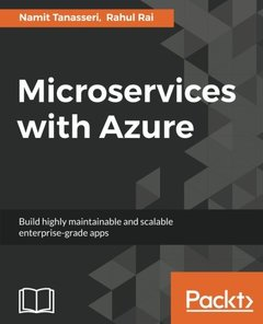 Microservices with Azure-cover