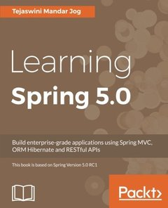 Learning Spring 5.0-cover