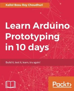 Learn Arduino Prototyping in 10 days-cover
