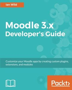 Moodle 3.x Developer's Guide-cover