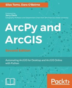 ArcPy and ArcGIS  Second Edition-cover