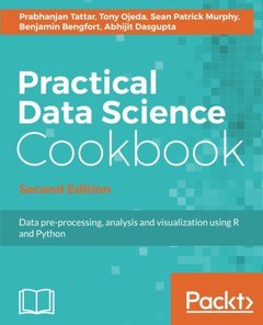 Practical Data Science Cookbook  Second Edition-cover