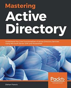 Mastering Active Directory-cover