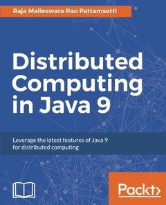 Distributed Computing in Java 9-cover