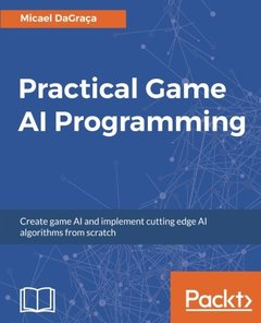 Practical Game AI Programming-cover