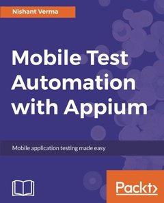 Mobile Test Automation with Appium-cover