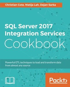 SQL Server 2017 Integration Services Cookbook-cover