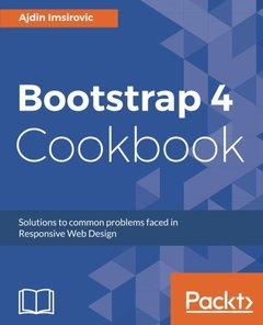 Bootstrap 4 Cookbook-cover