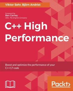 C++ High Performance-cover