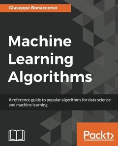 Machine Learning Algorithms-cover