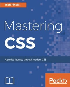 Mastering CSS-cover