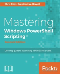 Mastering PowerShell  Second Edition-cover
