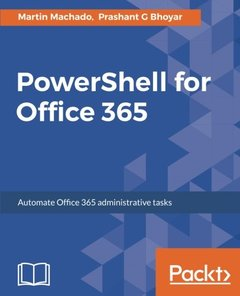 PowerShell for Office 365-cover