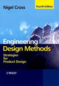 Engineering Design Methods: Strategies for Product Design, 4/e (Paperback)-cover