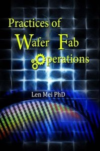 Practices of Wafer Fab Operations-cover