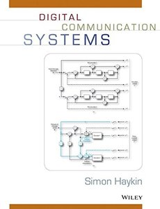 Digital Communication Systems (Hardcover)-cover
