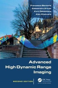 Advanced High Dynamic Range Imaging, Second Edition-cover