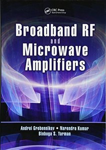 Broadband RF and Microwave Amplifiers-cover