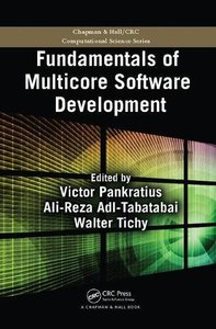 Fundamentals of Multicore Software Development (Chapman & Hall/CRC Computational Science)-cover