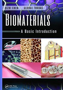 Biomaterials: A Basic Introduction (Paperback)-cover