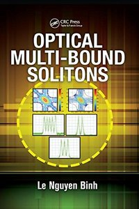 Optical Multi-Bound Solitons (Optics and Photonics)-cover