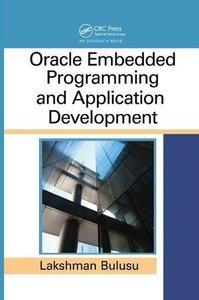 Oracle Embedded Programming and Application Development-cover