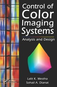 Control of Color Imaging Systems: Analysis and Design-cover