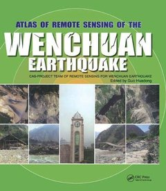 Atlas of Remote Sensing of the Wenchuan Earthquake-cover