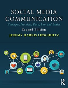 Social Media Communication: Concepts, Practices, Data, Law and Ethics-cover