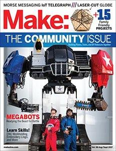 Make: Volume 58 - IPS-cover