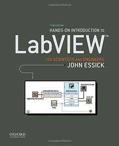 Hands-On Introduction to LabVIEW for Scientists and Engineers, 3/e-cover