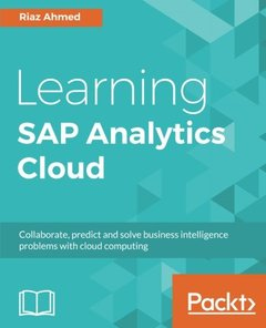 Learning SAP Analytics Cloud-cover