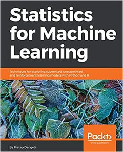 Statistics for Machine Learning-cover