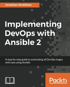 Implementing DevOps with Ansible 2-cover